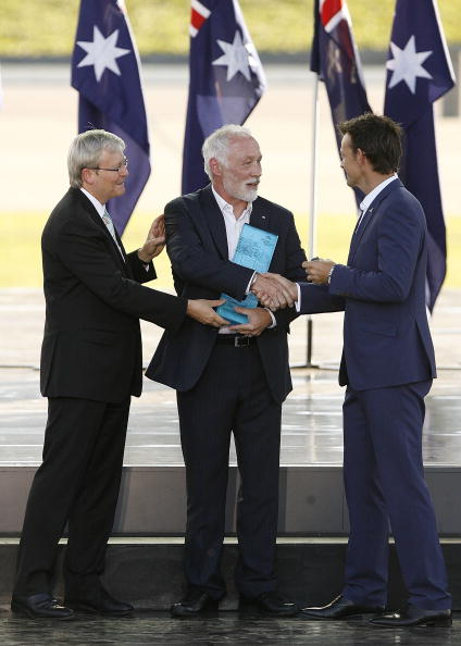 Adam Gilchrist「Australian Of The Year Awards Ceremony & Concert」:写真・画像(7)[壁紙.com]