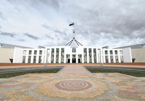 Politics「Australian Parliament」:スマホ壁紙(4)