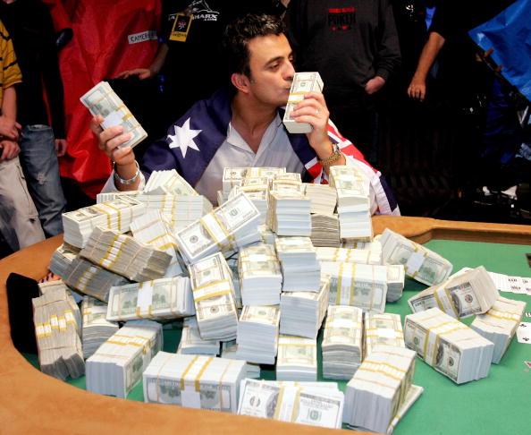 Gambling「World Series of Poker - Final Table」:写真・画像(11)[壁紙.com]