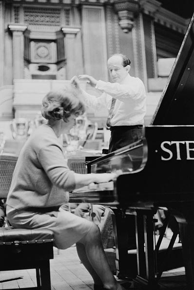 Classical Musician「Eileen Joyce At Rehearsal」:写真・画像(10)[壁紙.com]