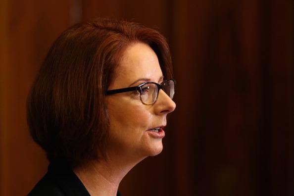 Corporate Business「Julia Gillard Addresses Ford Plant Closures In Australia」:写真・画像(16)[壁紙.com]