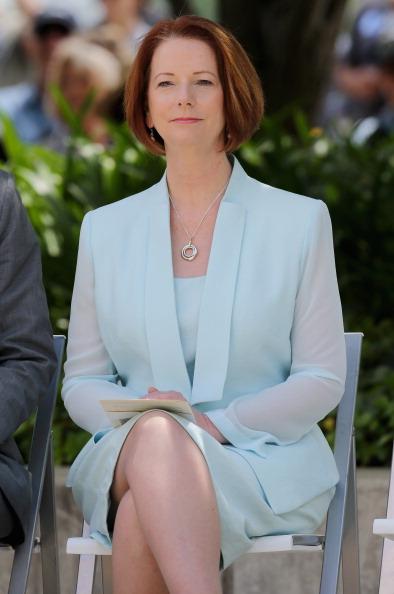 Julia Gillard「The Prince Of Wales And Duchess Of Cornwall Visit Australia - Day 6」:写真・画像(1)[壁紙.com]