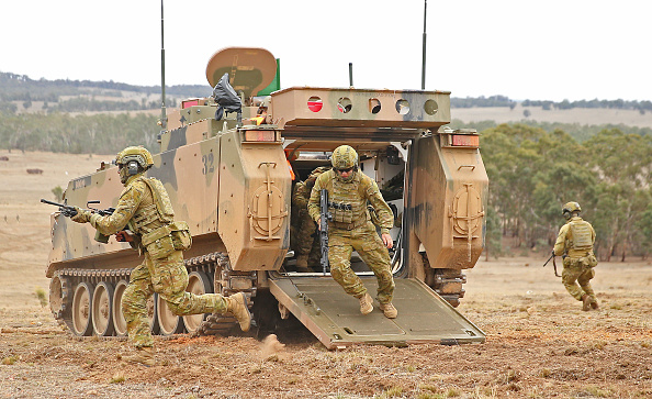 Army Soldier「Australian Army Demonstrates Firepower In  Exercise Chong Ju」:写真・画像(16)[壁紙.com]