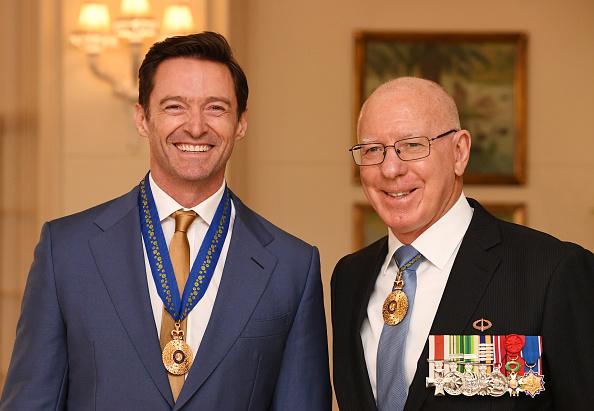 Governor General「Hugh Jackman Awarded Order Of Australia」:写真・画像(4)[壁紙.com]