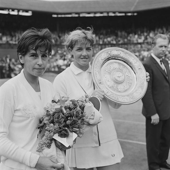 Bouquet「1965 Wimbledon Championships – Women's Singles」:写真・画像(15)[壁紙.com]