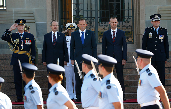 Daniel Munoz「Australia Marks End Of 'Operation Slipper' Campaign In Afghanistan And The Middle East」:写真・画像(17)[壁紙.com]
