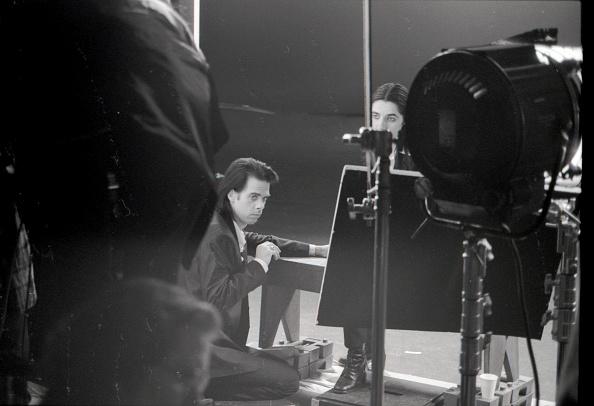 Dave Tonge「Nick Cave And PJ Harvey」:写真・画像(2)[壁紙.com]