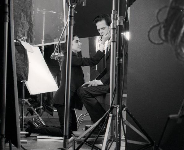 Dave Tonge「Nick Cave And PJ Harvey」:写真・画像(1)[壁紙.com]