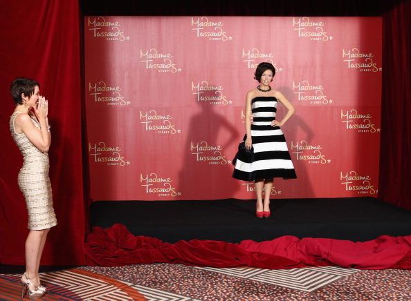 Sofitel「Madame Tussauds Reveals Dannii Minogue Wax Figure」:写真・画像(3)[壁紙.com]