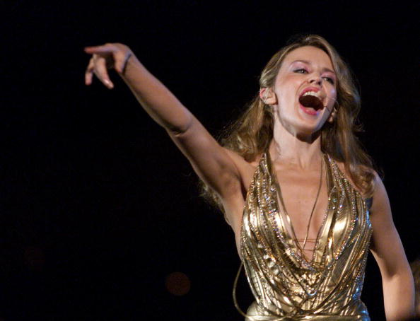 Kylie Minogue「Sydney 2000 Paralympic Games」:写真・画像(8)[壁紙.com]