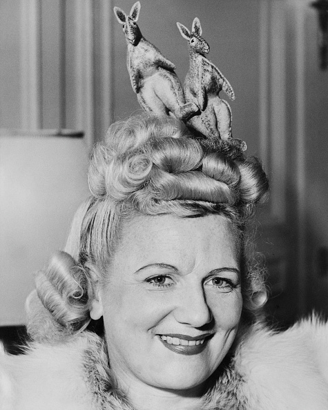 Opera Singer「Marjorie Lawrence」:写真・画像(19)[壁紙.com]