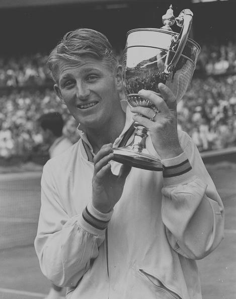 Lew Hoad「Hoad's Trophy」:写真・画像(19)[壁紙.com]