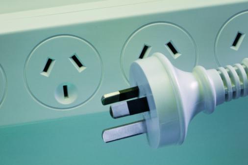 2008「Australian plug and socket」:スマホ壁紙(4)