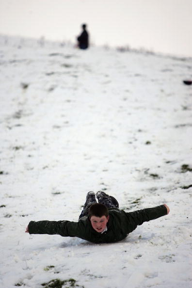 Front View「First Snow Of Winter Hits Parts Of UK」:写真・画像(3)[壁紙.com]