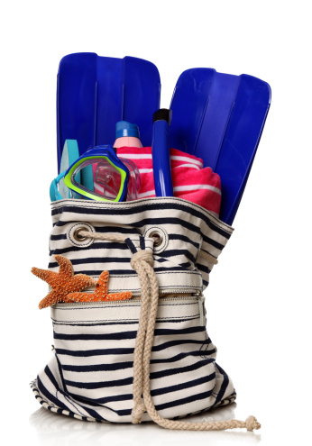 Flip-Flop「Beach bag towel and snorkeling set」:スマホ壁紙(15)