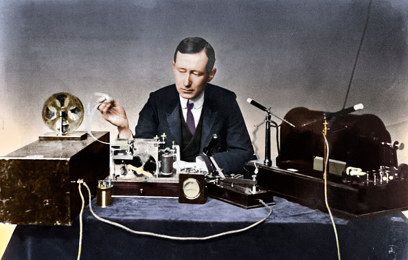 Invention「Guglielmo Marconi (1874-1937), Italian Physicist And Radio Pioneer」:写真・画像(16)[壁紙.com]