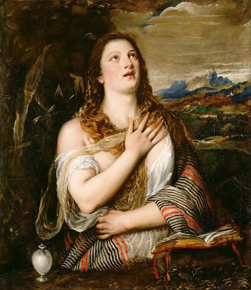 Mary Magdalene「The Repentant Mary Magdalene」:写真・画像(14)[壁紙.com]