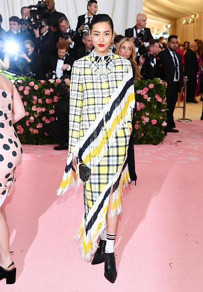 Purse「The 2019 Met Gala Celebrating Camp: Notes on Fashion - Arrivals」:写真・画像(18)[壁紙.com]
