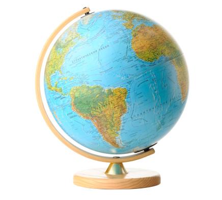 Planet Earth「Globe」:スマホ壁紙(5)