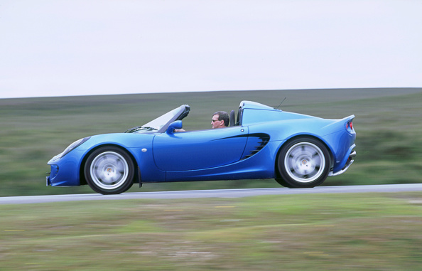 Journey「2002 Lotus Elise」:写真・画像(11)[壁紙.com]