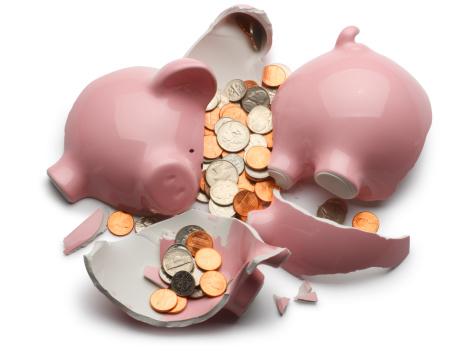 Broken「Broken Piggy Bank」:スマホ壁紙(19)