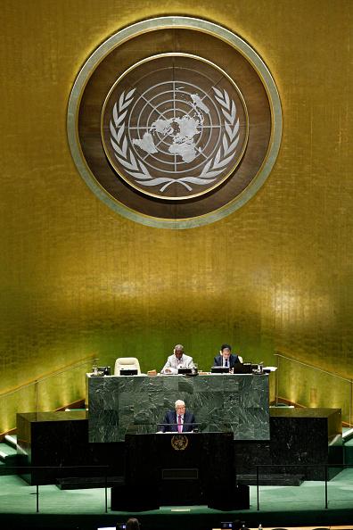 United Nations General Assembly「World Leaders Address United Nations General Assembly」:写真・画像(9)[壁紙.com]