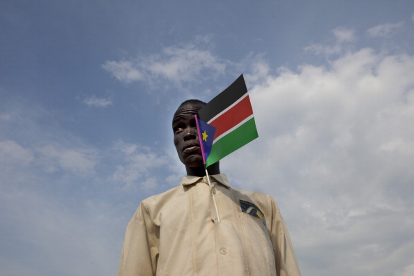 Paula Bronstein「South Sudan Prepares For It's First Anniversary」:写真・画像(8)[壁紙.com]