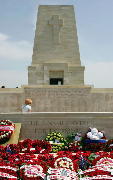 Scott Barbour「90th Anniversary Of The Battle Of Gallipoli」:写真・画像(19)[壁紙.com]