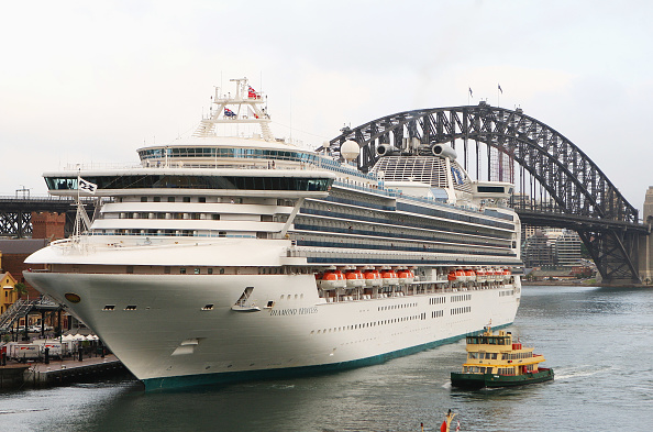 Cruise - Vacation「Three Superliners Arrive In Sydney As Cruising Industry Thrives」:写真・画像(13)[壁紙.com]