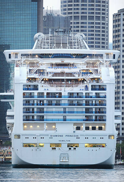 Three Superliners Arrive In Sydney As Cruising Industry Thrives:ニュース(壁紙.com)