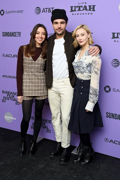 "Sundance Film Festival「2020 Sundance Film Festival - ""Black Bear"" Premiere」:写真・画像(2)[壁紙.com]"