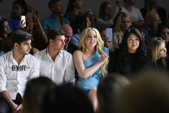 ニューヨークファッションウィーク「Seen Around - September 2018 - New York Fashion Week: The Shows - Day 3」:写真・画像(14)[壁紙.com]