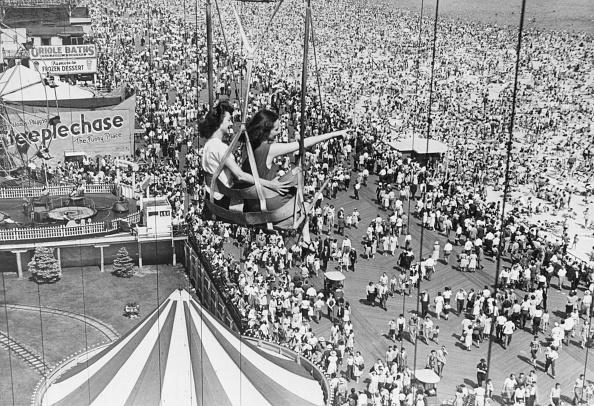 Coney Island - Brooklyn「Amusement Park」:写真・画像(10)[壁紙.com]