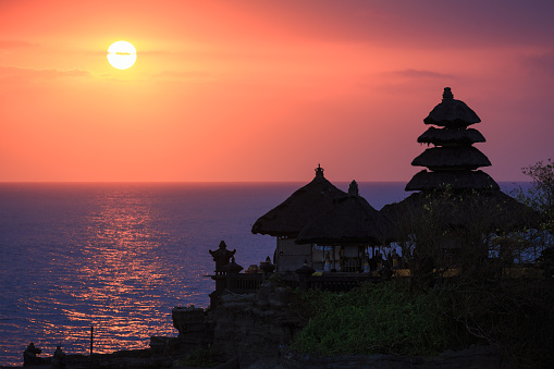 Balinese Culture「Temple Tanah Lot」:スマホ壁紙(14)