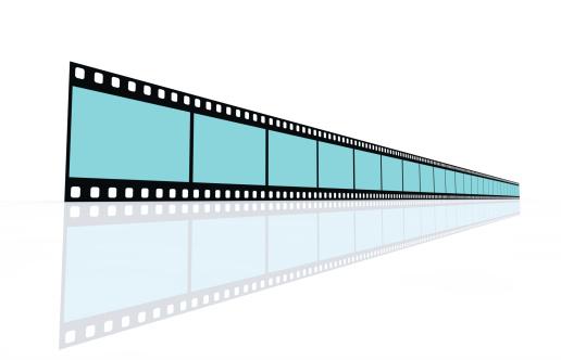 Continuity「Film Reel or 35mm Film on white」:スマホ壁紙(9)