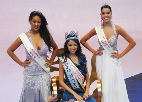 Hainan Island「Miss World 2007」:写真・画像(11)[壁紙.com]
