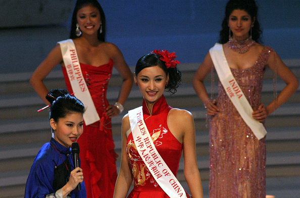 Hainan Island「Miss World Contest In China」:写真・画像(4)[壁紙.com]