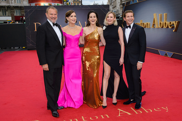 "Premiere Event「""Downton Abbey"" World Premiere - VIP Arrivals」:写真・画像(18)[壁紙.com]"
