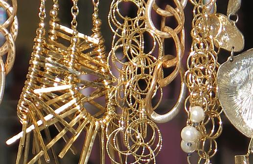 Gift Shop「Jewelry in Flea Market, Washington DC, USA」:スマホ壁紙(10)