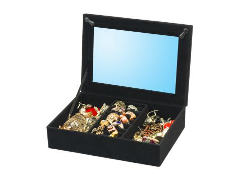 Earring「Jewelry in box」:スマホ壁紙(15)