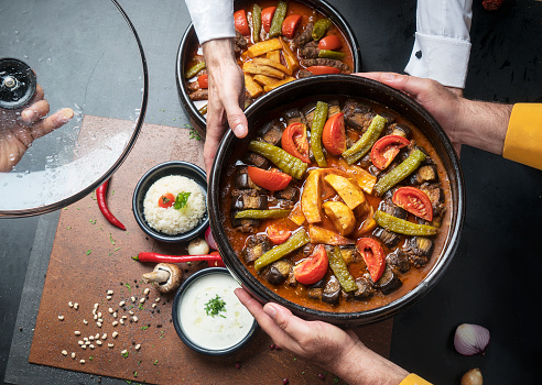 Anatolia「Turkish Cuisine」:スマホ壁紙(18)