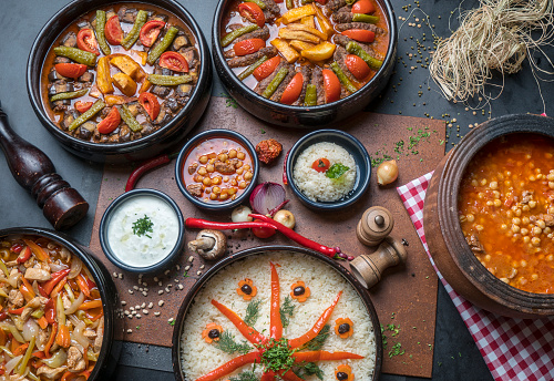 Anatolia「Turkish Cuisine」:スマホ壁紙(15)