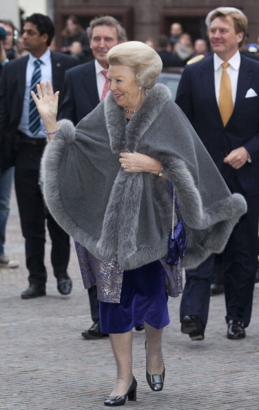 Utrecht「Queen Beatrix, Prince Willem Alexander And Princess Maxima Of The Netherlands Attend 300 Year Utrecht Peace Celebrations」:写真・画像(1)[壁紙.com]