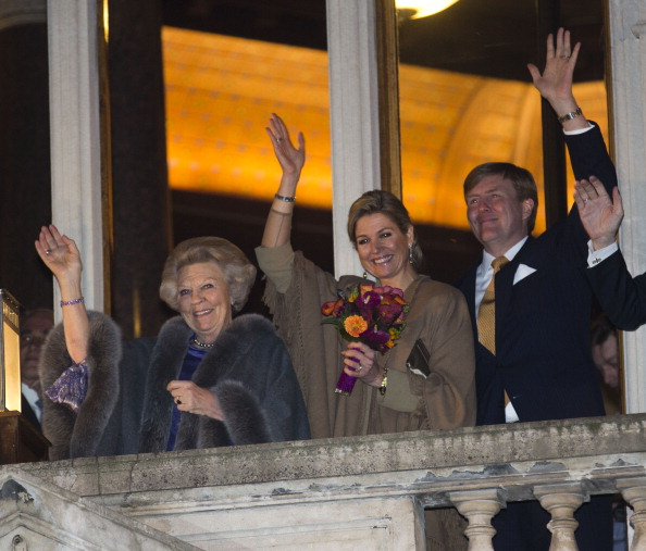 Utrecht「Queen Beatrix, Prince Willem Alexander And Princess Maxima Of The Netherlands Attend 300 Year Utrecht Peace Celebrations」:写真・画像(14)[壁紙.com]