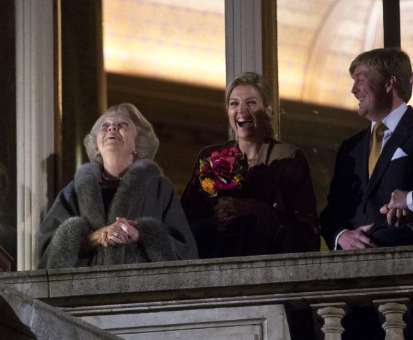 Utrecht「Queen Beatrix, Prince Willem Alexander And Princess Maxima Of The Netherlands Attend 300 Year Utrecht Peace Celebrations」:写真・画像(15)[壁紙.com]