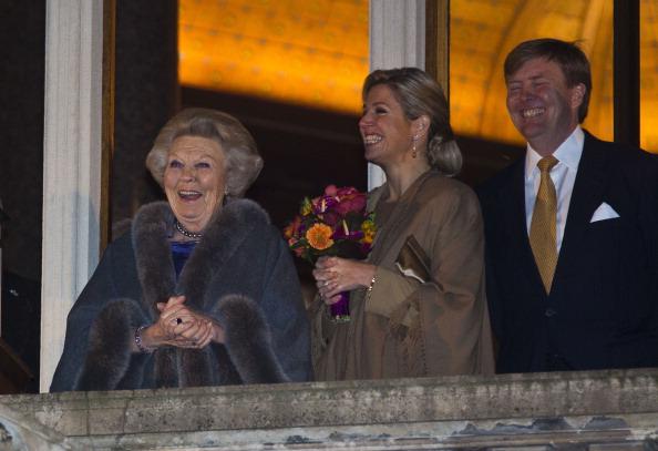 Utrecht「Queen Beatrix, Prince Willem Alexander And Princess Maxima Of The Netherlands Attend 300 Year Utrecht Peace Celebrations」:写真・画像(16)[壁紙.com]