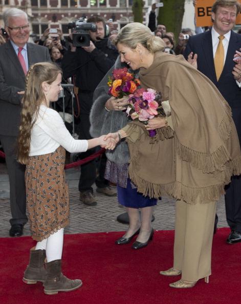 Utrecht「Queen Beatrix, Prince Willem Alexander And Princess Maxima Of The Netherlands Attend 300 Year Utrecht Peace Celebrations」:写真・画像(6)[壁紙.com]