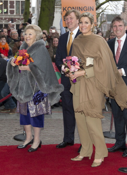 Utrecht「Queen Beatrix, Prince Willem Alexander And Princess Maxima Of The Netherlands Attend 300 Year Utrecht Peace Celebrations」:写真・画像(12)[壁紙.com]