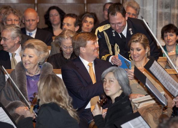 Utrecht「Queen Beatrix, Prince Willem Alexander And Princess Maxima Of The Netherlands Attend 300 Year Utrecht Peace Celebrations」:写真・画像(11)[壁紙.com]