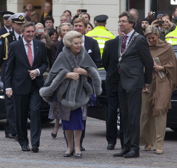 Utrecht「Queen Beatrix, Prince Willem Alexander And Princess Maxima Of The Netherlands Attend 300 Year Utrecht Peace Celebrations」:写真・画像(0)[壁紙.com]